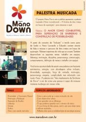 Palestra Mano Down