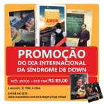 PROMOÇÃO 03 LIVROS  MANODOWN + DVD POR R$85,00